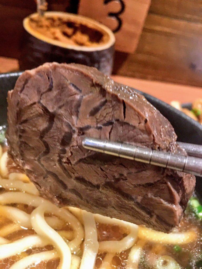 林東芳の牛肉麺