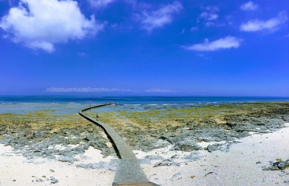 緑島の柴口