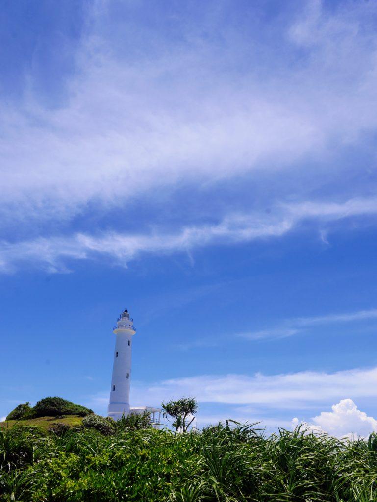 緑島の灯台