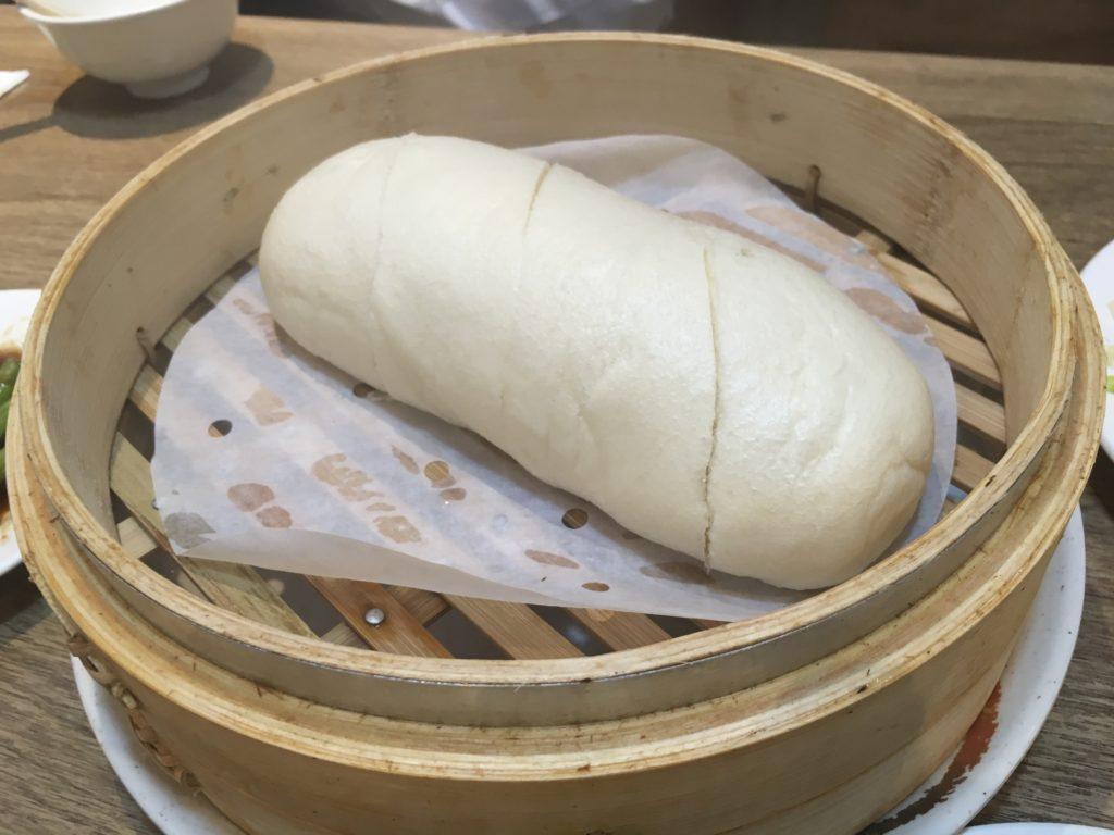 蘇杭点心店の揚げパン