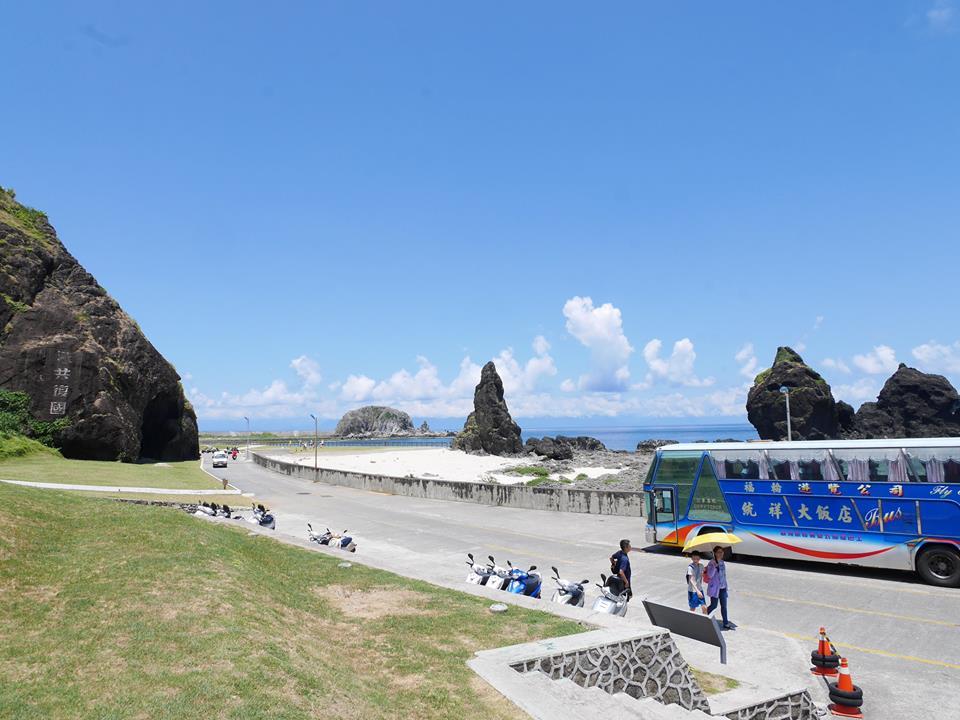 緑島の白色テロ記念館