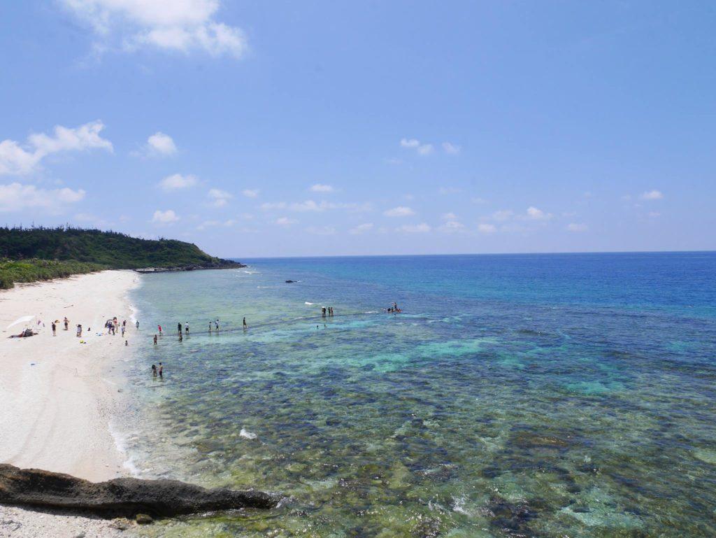 緑島の大白沙