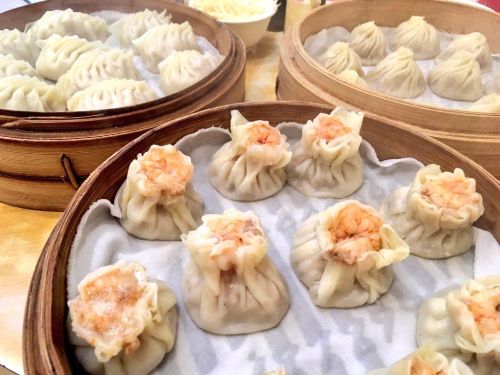 黃龍莊の食べ物たち!