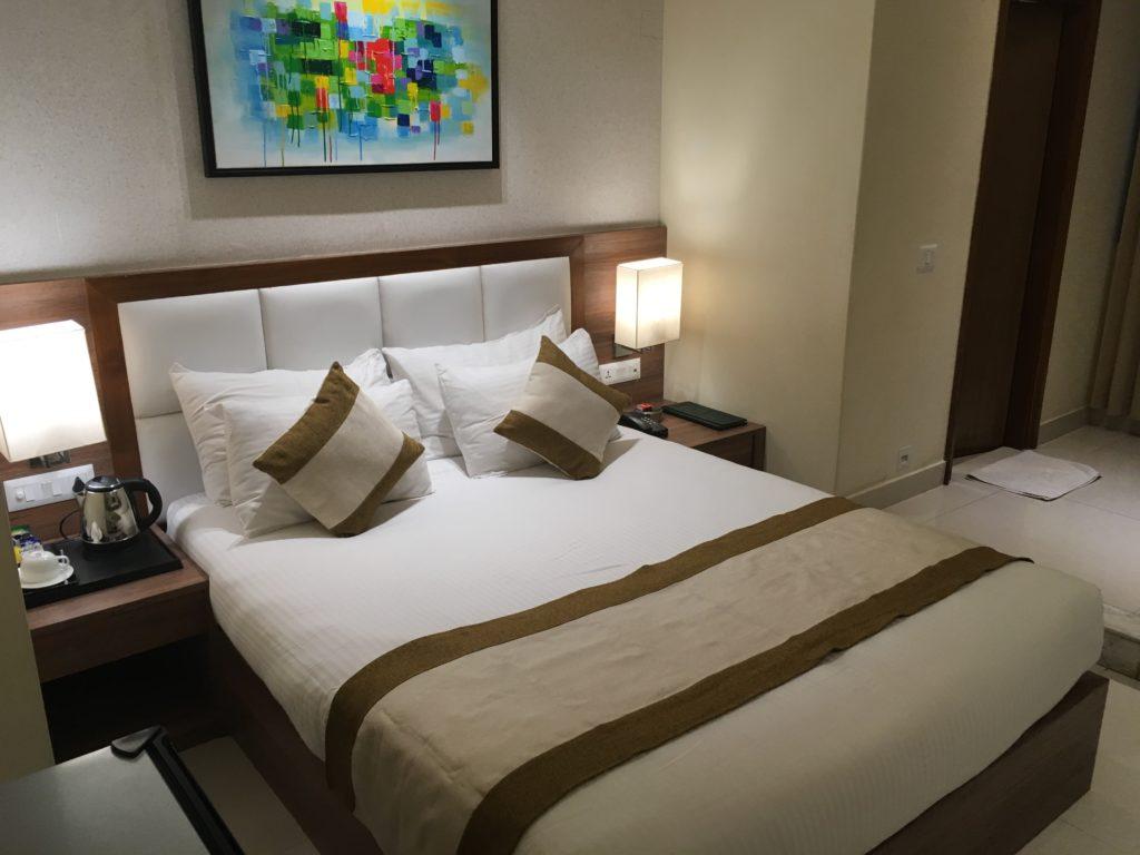 インパールのホテル