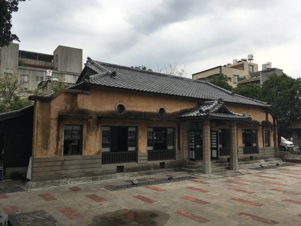 新化の武徳殿
