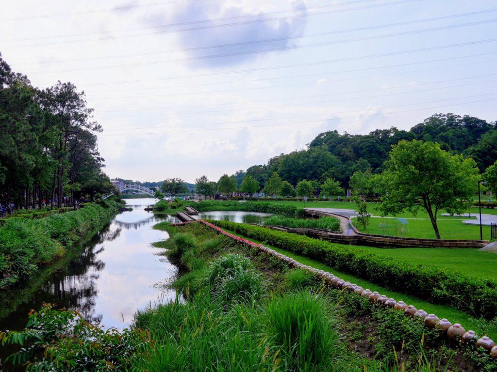 慈湖蔣公銅像公園