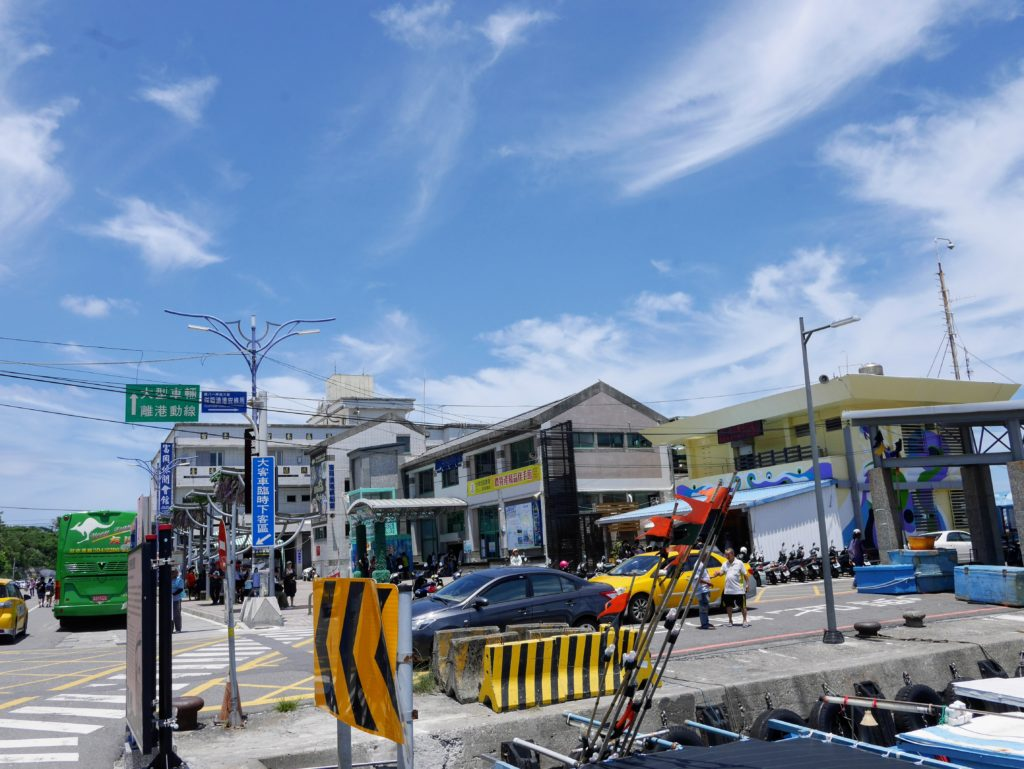 台東富岡漁港