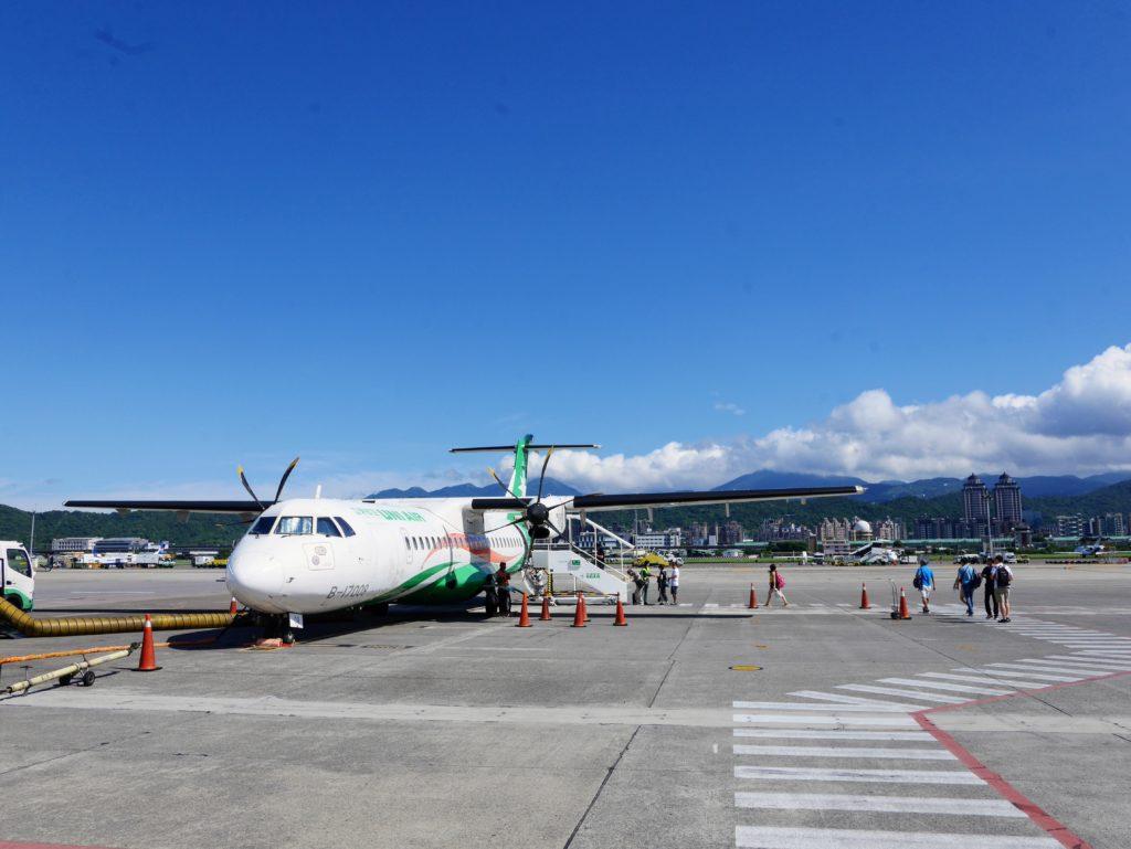 松山空港から国内線