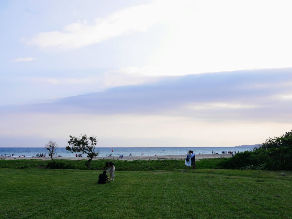 大湾ビーチ