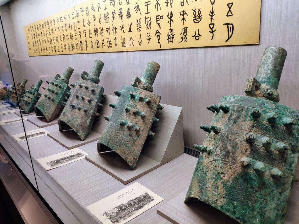 故宮の展示物