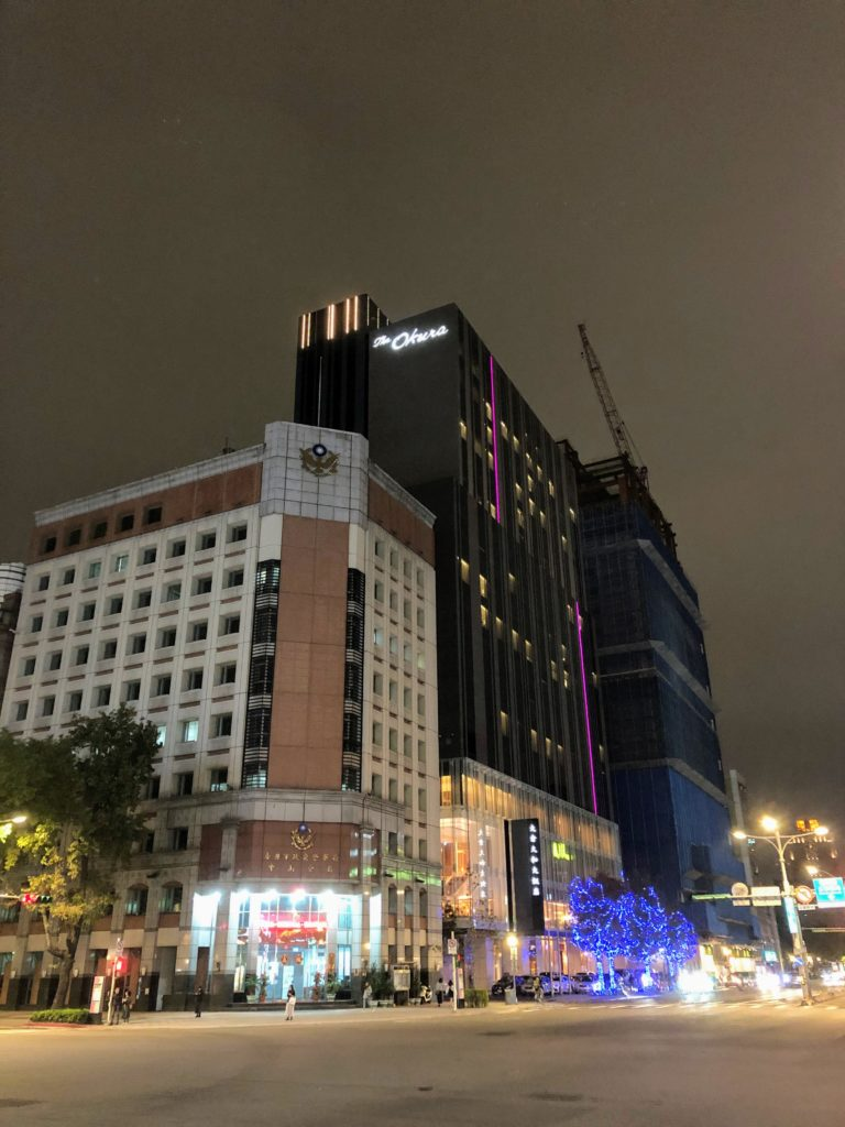 オークラプレステージ台北ホテル