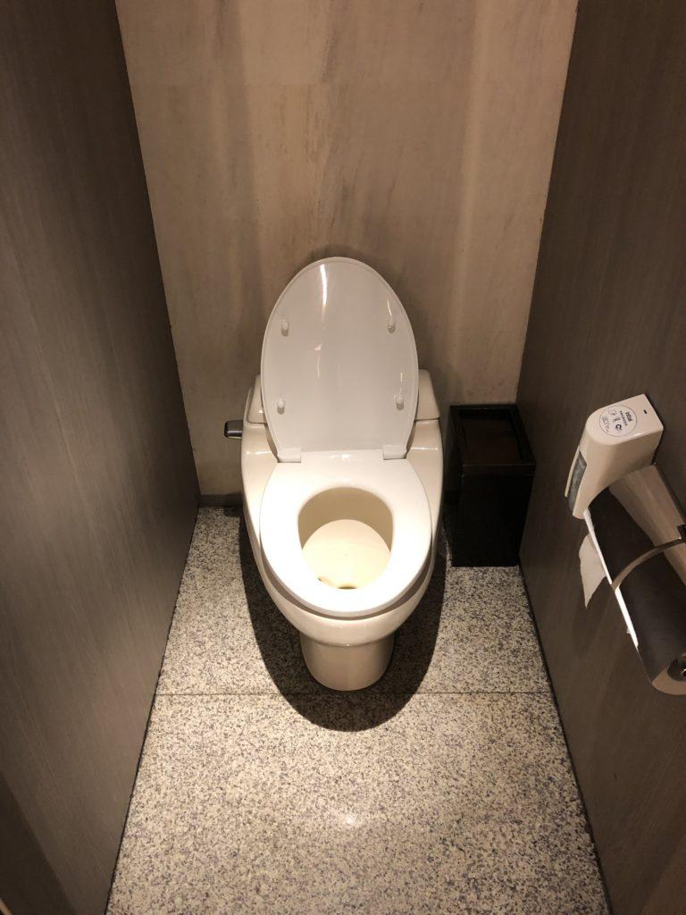 リージェントのトイレ