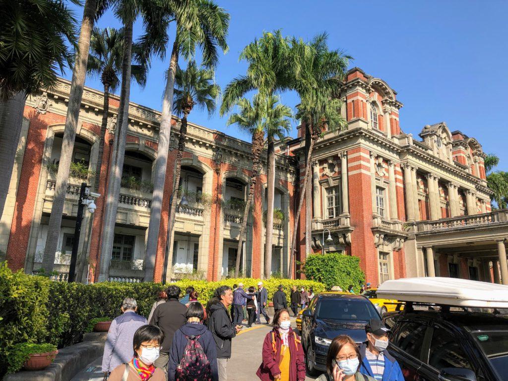 国立台湾大学付属病院