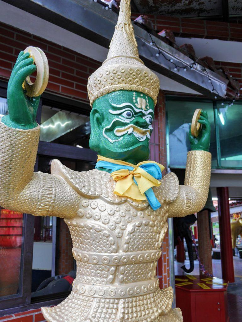 台湾最北端の石門金剛宮